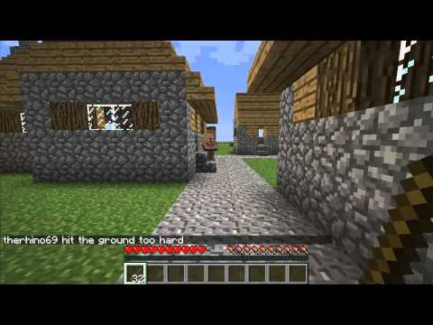 Minecraft - Superflat Survival Episode 5 Part 1