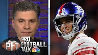 Does Eli Manning deserve to be in the Hall of Fame? | Pro Football Talk | NBC Sports