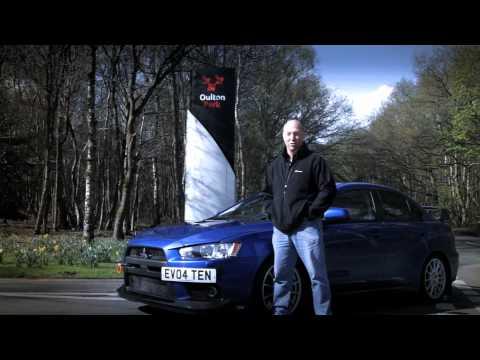 Ohlins Road & Track - Tim Harvey in a Mitsubishi Evo X