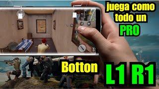 Botones L1 R1 apunta y dispara como un verdadero PRO. 11.6 MB
