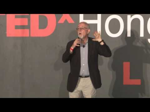 The Bow Invention Out of Necessity | Stephen Selby | TEDxHongKong