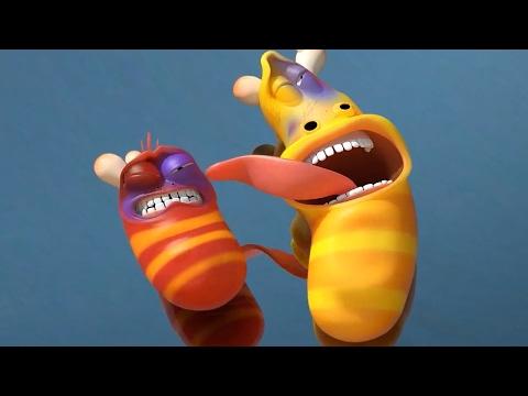 LARVA. O táxi | 2017 Filme completo | dos desenhos animados | Cartoons Para Crianças