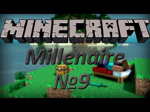 Minecraft с модом Millenaire 9 серия