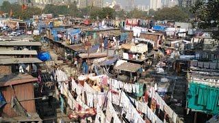 मुंबई का धोबी घाट: Inside Mumbai's Dhobi Ghat