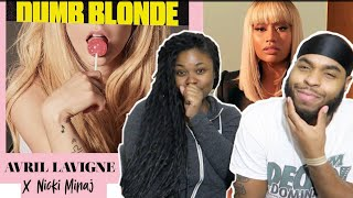 Avril Lavigne Feat Nicki Minaj Dumb Blonde Audio Reaction