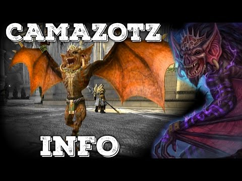 SMITE: Camazotz | All Available Info (Abilities, Skins, Assassin confirmed?)