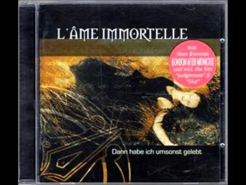 Lame Immortelle - Rearranging