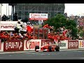 MICHAEL SCHUMACHER  VS MIKA HAKKINEN WORLD CHAMPION SUZUKA 2000