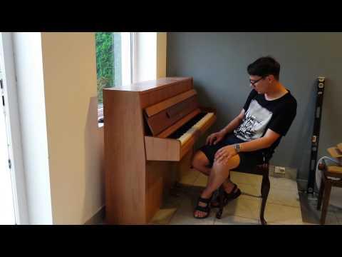 Zadbana Yamaha - Pianino Do Nauki Gry