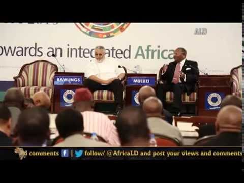 ALD Panel Session on Africa Integration Part 1