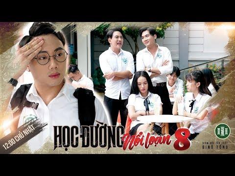 PHIM CẤP 3 - Phần 8 : Tập 13 | Phim Học Sinh Hài Hước 2018 | Ginô Tống, Kim Chi, Lục Anh