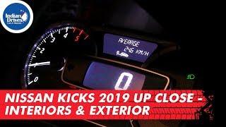 Nissan Kicks Intelligent SUV 2019 Up Close - Interiors & Exterior