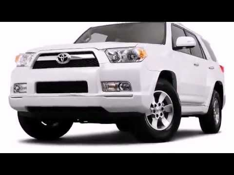 2013 Toyota 4Runner Video