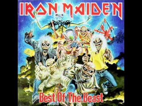 Iron Maiden - Strange World (v2 - Best Of The Beast)