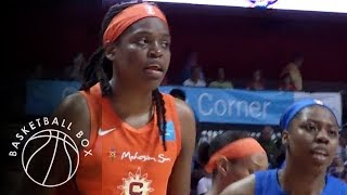 [WNBA] Dallas Wings vs Connecticut Sun, Full Game Highlights, September 4, 2019