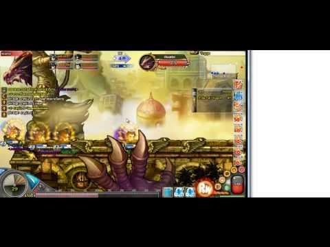 Boomz นักรบมังกร วีรบุรุษ [Dragon Warrior Very Hard Mode]
