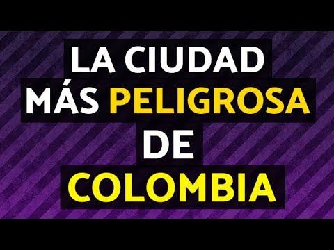 La Ciudad Más Peligrosa De Colombia Y Los Sicarios de Cali