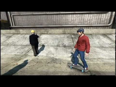 Skate 3 funny stuff compilation part 1