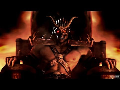 Mortal Kombat 9 Komplete Edition - All Endings (HD)