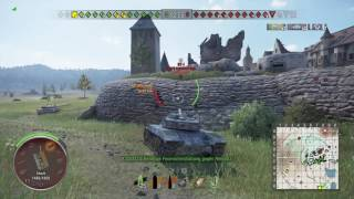 World of Tanks PS4 Pool Medal BatChât 25t