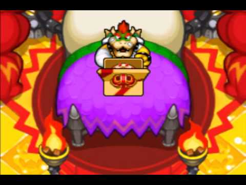 Alternate Ending - Mario & Luigi: Bowser's Inside Story (Level 40+)
