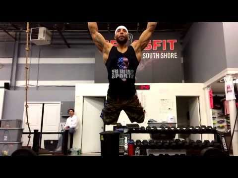 Move Fast Lift Heavy - Christian Harris One Incredible Athlete