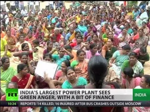 Plant of Discord: India's nuclear energy program triggers green anger
