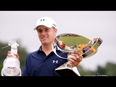 Top 10: Jordan Spieth shots on the PGA TOUR