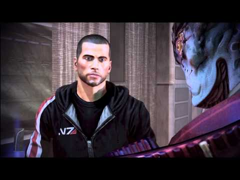 Mass Effect 3 - Javik's Memory Shard - Tali Relationship