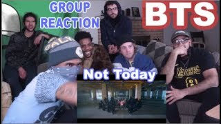 BTS (방탄소년단) 'Not Today' Official MV - REACTION | GET THIS SONG TO 200 MILLION