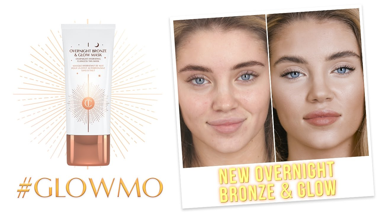 Get the look glowing hydrated summer skin