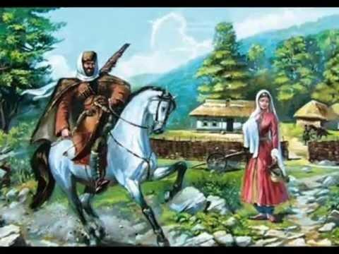 Шагъдий (Про коня Шагдія) - Circassian folk song