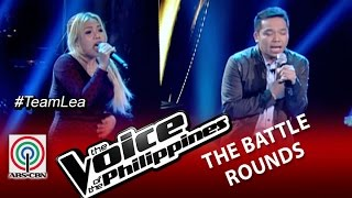 "The Voice of the Philippines Battle Round ""Magkasuyo Buong Gabi"" by Miro and Christelle"