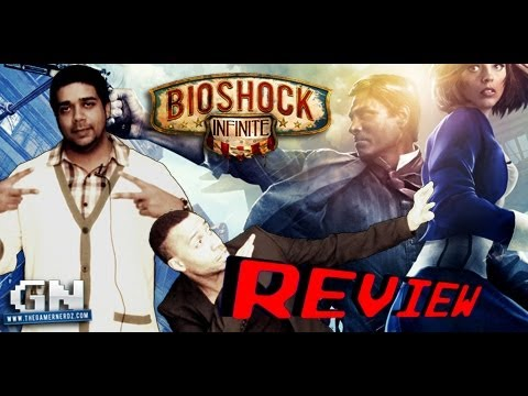BioShock Infinite Review (MAC. PC. PS3. XBOX360) - The GamerNerdz