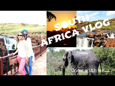 VLOG⎥COME WITH ME IN SOUTH AFRICA