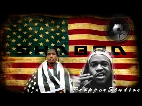 A$ap Ferg - Shabba Ft. A$ap Rocky (bass Boosted) video