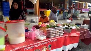 What's In  Pasar Tani Bandar Baru Uda