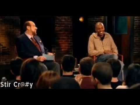 Stir Cr@$y & Dave Chappelle (Inside the Actors Studio)