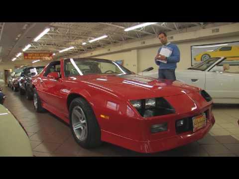 1989 camaro iroc z convertible for sale.html   autos post