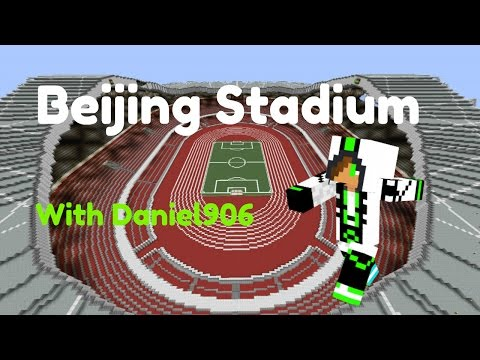 Review: Beijing Stadium in Minecraft