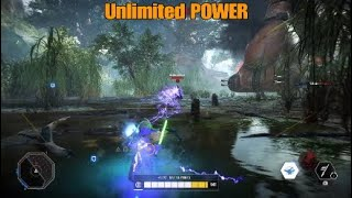 Unlimited POWER - Star Wars Battlefront ll