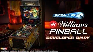Williams Pinball for Pinball FX3: How We Did It! (Medieval Madness, Getaway, Junk Yard, Fish Tales)