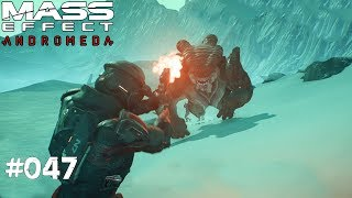MASS EFFECT ANDROMEDA #047 - Waffen bauen - Let's Play Mass Effect Andromeda Deutsch / German