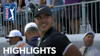 Brooks Koepka's highlights | Round 1 | BMW Championship 2019