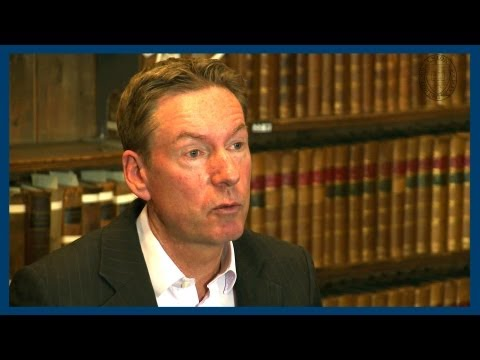 Impact of Injuries | Frank Gardner | Oxford Union