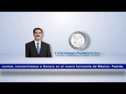 17-10-2014  Juntos, convertiremos a Sonora en el nuevo horizonte de México: Padrés.