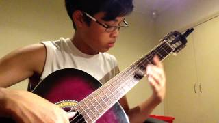 Tokyo Ghoul OP Unravel Acoustic Guitar Full Cover