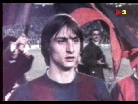 El golàs de Cruyff al Atlético de Madrid (1973/1974)