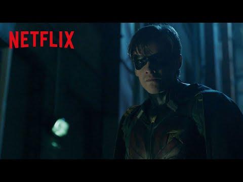 Titans se estrenara a nivel internacional a traves de Netflix