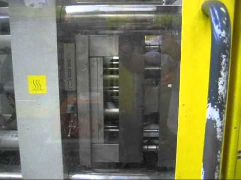 KLÖCKNER-FERROMATIK Injection Moulding Machines - YouTube
